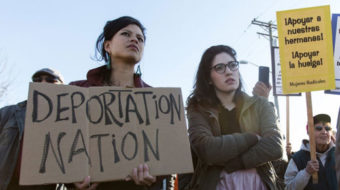 Administration deports immigrant families