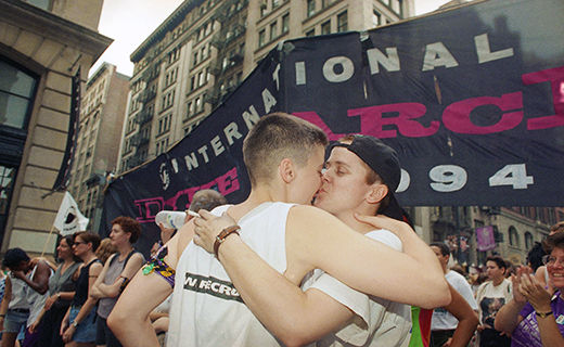 Today in history: LGBT Pride Month!
