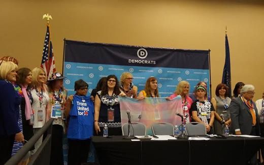 LGBT Caucus at DNC: SCOTUS is reason enough to beat Trump