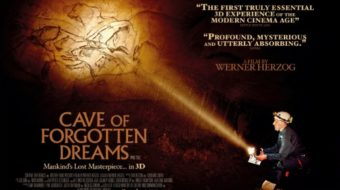 """Trapped in history: """"Cave of Forgotten Dreams"""""""