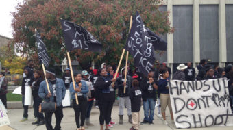 Peaceful Ferguson protests could spark new civil rights movement