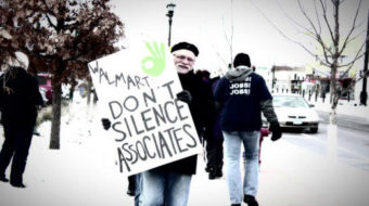 Indy stands up for Walmart workers