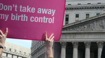Birth control is not attack on religion