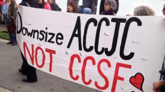 City College of San Francisco: 99% vs. corporate education reform