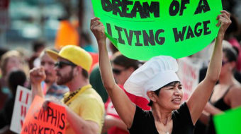 Gov. Jerry Brown and the new, but weak, minimum wage law
