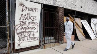 Ferguson and St. Louis demonstrators reclaim the memory of Dr. King