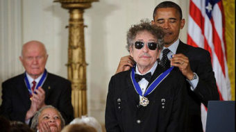Today in labor history: Musician Bob Dylan is born