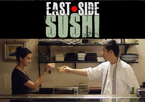 "California rolls in new film ""East Side Sushi"""