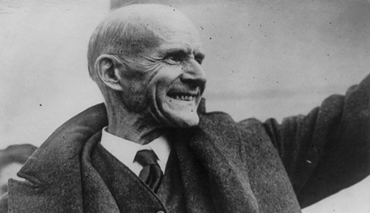 Eugene Debs: Dreaming of a red Christmas