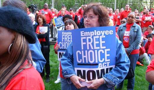 AFL-CIO: Prosperity requires stronger labor laws