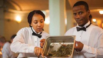 "Groups battle ""Jim Crow"" segregation in restaurant industry"