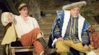 """A playwright named """"Shagspeare"""" in Bill Cain's """"Equivocation"""""""