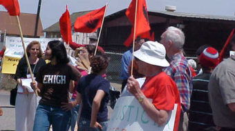 Farm workers march for justice