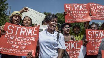 Labor movement – key link in chain of progress