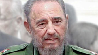A salute to Fidel Castro on his 87th birthday