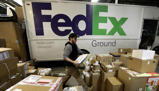 FedEx loses another driver misclassification case, in Maine