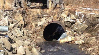 West Virginia hit by another chemical spill