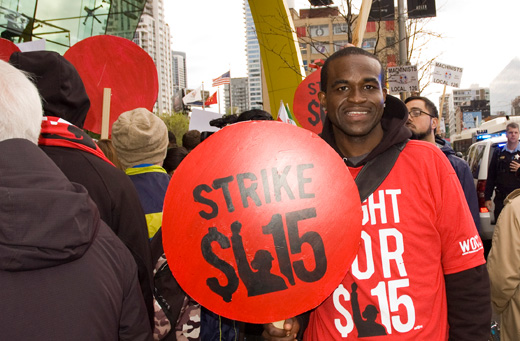 Want a better world? Get on board with the new labor movement