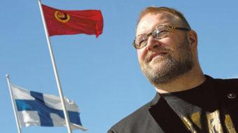 Finnish Communist Party: Make people the purpose of politics