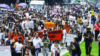 Community self-defense groups confront Mexico's drug cartels