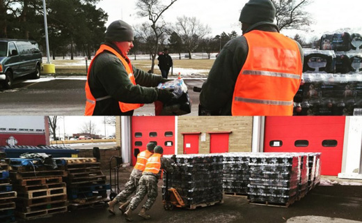 First Trinity Baptist becomes an oasis during Flint water crisis
