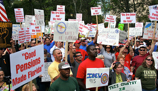 Labor Dept. tosses Florida scheme to curb jobless benefits