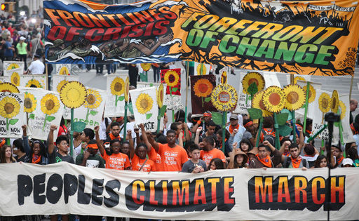 Progressive Dems hold climate panel, address barriers to change