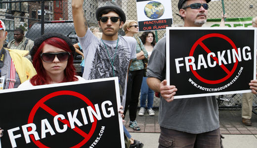 Company admits fracking caused quakes