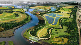 World's largest landfill to become NYC's biggest solar plant
