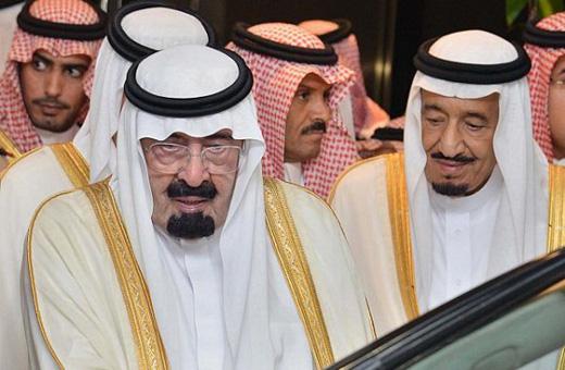 Saudi Arabia is stumbling
