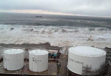 Fukushima water radiation doubles overnight