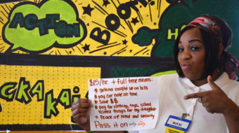 Walmart workers plan new round of Black Friday protests