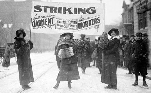 Today in labor history: Striking and saving lives