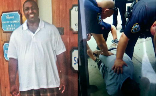 Remembering Eric Garner, African American father of six
