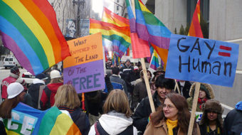Legalizing civil unions nears in Illinois