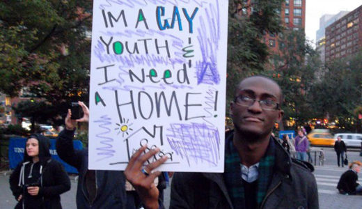 Homeless gay youth are our youth