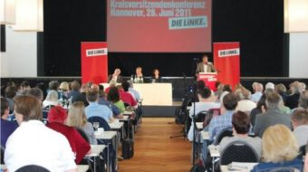 Controversy over Israel and anti-Semitism embroils German left