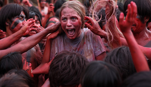 """""""The Green Inferno"""" is new low in racist film making"""