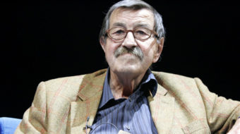 Germany aggrieved about Günter Grass