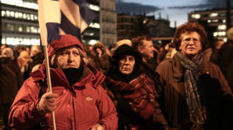 Syriza and the banks: a Greek tale for U.S. workers