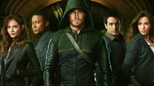 """Arrow"" takes aim at wealthy elite"