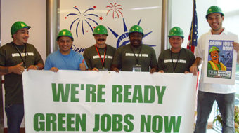 2010 elections key to building a green, demilitarized economy