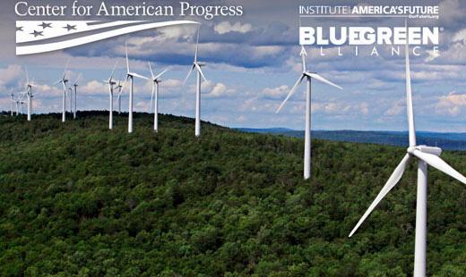 Sherrod Brown, others talk green industrial revolution
