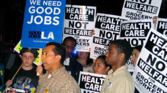 UFCW on a roll in southern California