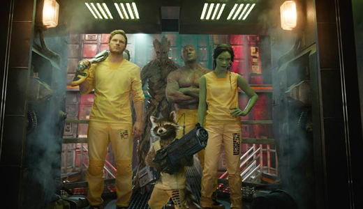 """Guardians of the Galaxy"" is spacefaring fun"
