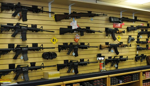 Profits are driving force behind gun epidemic