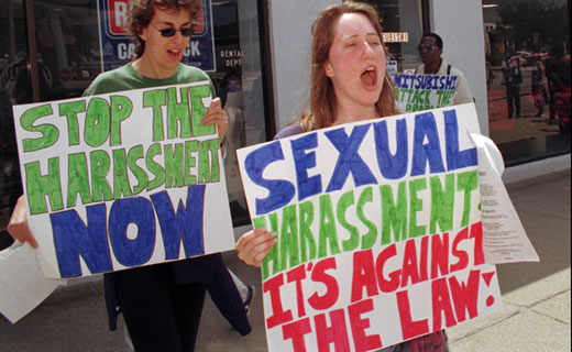 Lawmakers unveil bill to hold employers responsible for supervisors' sexual harassment