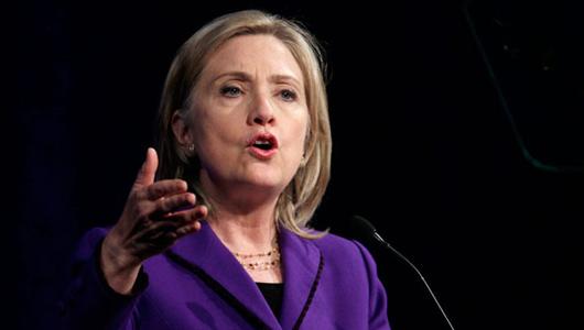 Hillary Clinton pledges to push Employee Free Choice