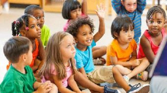 Over forty percent of U.S. children live in poverty