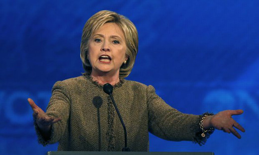 Hillary is not a neoconservative, but her foreign policy bears watching